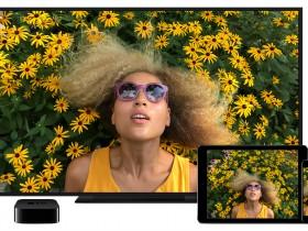 苹果手机投屏到电视机的方法